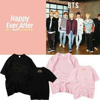 BTS HAPPY EVER AFTER SHIRT