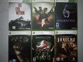 Xbox Horror Game
