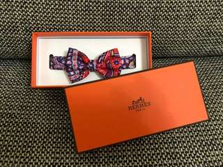 Hermes Multi-purpose Accessories - Noeud Papillon (with receipt)