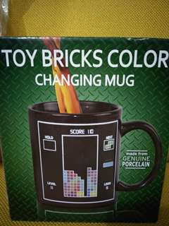 Toy brick colour (Mug)