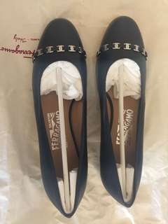 Ferragamo Vara Shoes