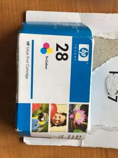 Injet printer ink HP 28