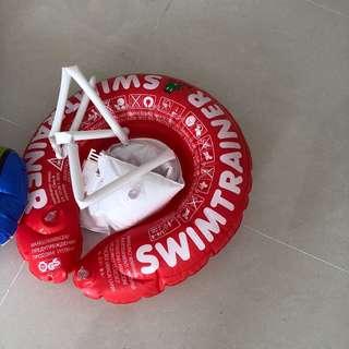 Freds Swimtrainer Classic float