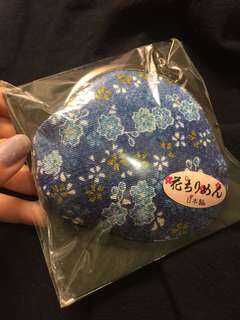 🚚 日本製 花花小零錢包