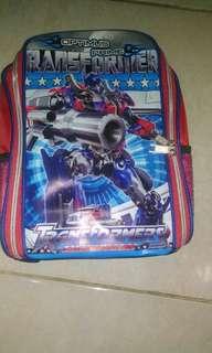 Tas Ransel Transformers (bisa diselempang)