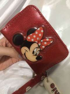dompet minnie disney ori