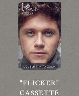 Niall Horan Flicker Cassette