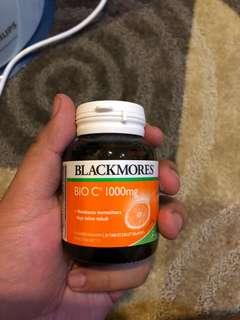 Blackmores Bio C 1000mg 30 Tablet