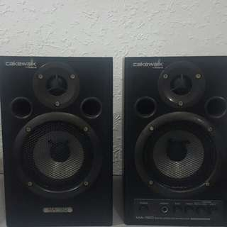 Roland Cakewalk MA-15D Digital Stereo Monitoring Speakers