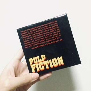 [WTS] URBAN DECAY PULP FICTION EYESHADOW PALETTE