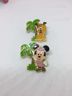 Disney Set Pin Trading Disney Resort Tokyo Disneyland Disney Sea