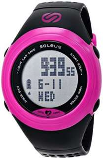 BRAND NEW Soleus GPS Sole Running Watch HRM Rechargeable