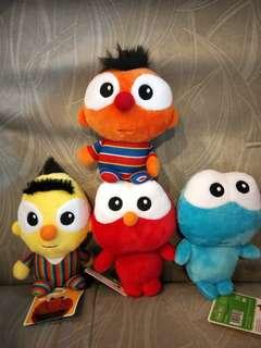 Sesame Street 4 for $15