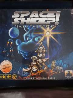 Space Sheep: Ewe's the Force