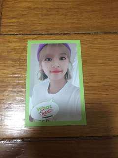 TWICE: What Is Love Photocard - Jeongyeon