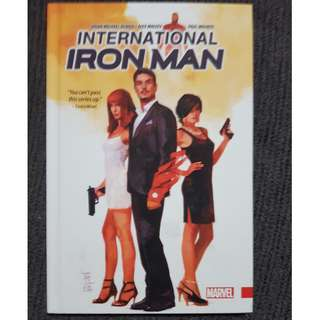 International Iron Man HC