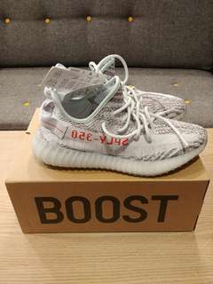 Yeezy Boost 350 V2 Blue Tint UK8 US8.5