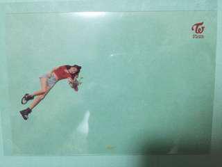 TWICE: What Is Love Clear Postcard - Jihyo