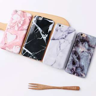 PO: MARBLE IPHONE HARD COVER