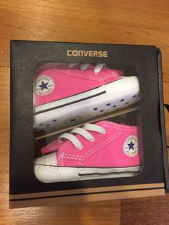 BN Converse First Star Easy Slip Pink