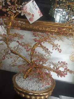 Semi precious stone handmade with love