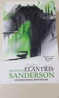 Brandon Sanderson's Elantris