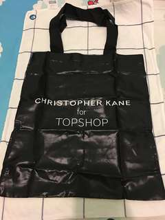 Christopher Kane for topstop 環保袋