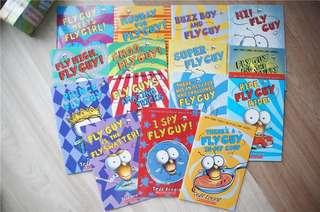 Brand new fly guy set of 15 books
