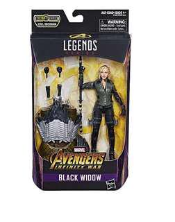Marvel legends 黑寡婦 black widow 雷神 thor thanos 滅霸 黑豹 美國隊長 infinity war hottoys mafex shf
