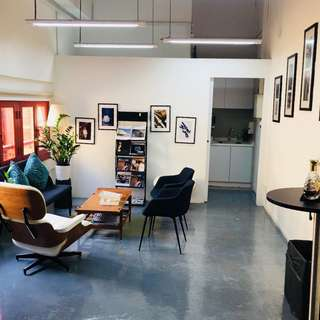 Conversation ShopHouse Office (Telok Ayer)