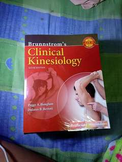 Brunnstrom's Clinical Kinesiology 6th Edition