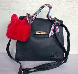 Mini Sling Bag Dark Blue