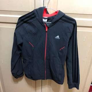 🚚 Adidas 毛質外套