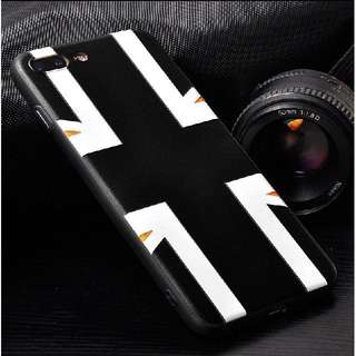 geometry iphone 6 6s 7 8 plus embozz hard case