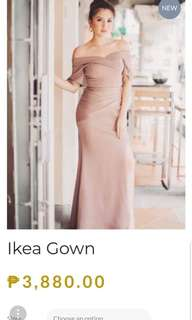 Apartment8 Ikea Gown