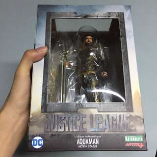 Kotobukiya Justice League Aquaman