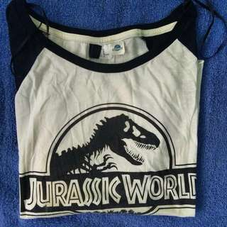 Jurrasic World Top (H&M Brand)