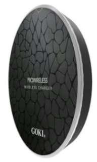 Goki GWC-1003 wireless charger