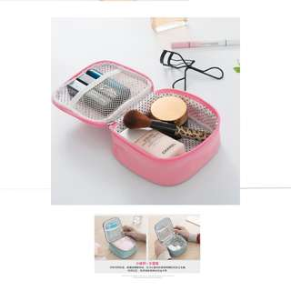 Tas Kosmetik Travel Mate Cosmetic Pouch Multifuncion Cable pouch
