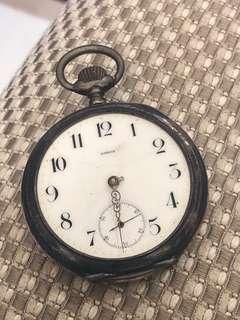 Omega 古董陀錶