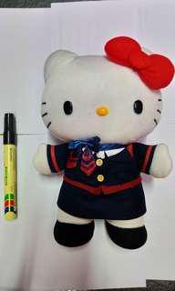 Hello Kitty 公仔 約 15cm高 sanrio