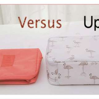 NEW Tas Travel Kosmetik Tahan Air Cosmetic Bag Organizer Toiletry Kits