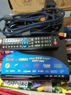 DVD機 新淨運作正常 多功能 值得收藏