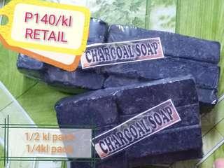 Scrap soaps