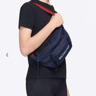 Balenciaga 腰包 uni sex belt bag