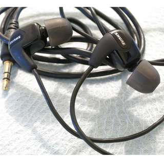 Shure SE210 Earphones IEM Wired Black.