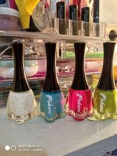 nail polish 4 pcs