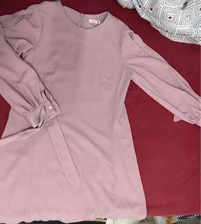P&co L sized pink dress