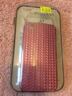 iPhone 4/4s 金屬殼