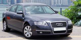 AUDI A6 2.4 Multitronic 2008
